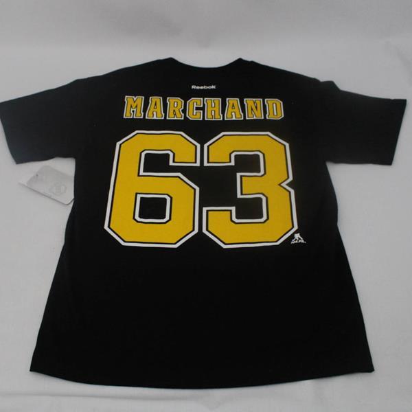 Tee - Boston Bruins - Brad Marchand - R2050-03BMM 833ba9f1f