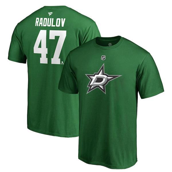 brand new 6af0f 6d97e T-Shirt - Dallas Stars - Alexander Radulov - F2050-10ARXL