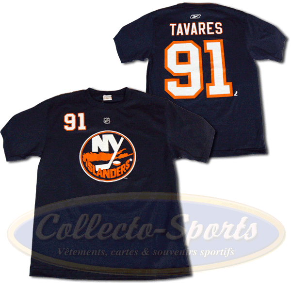 online store 44065 9a061 T-Shirt - New York Islanders - John Tavares - R2050-19JTVXXL