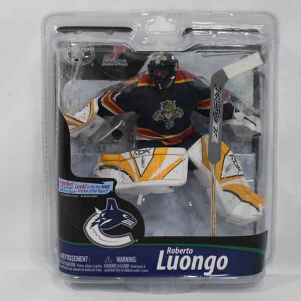 Figure Florida Panthers Roberto Luongo 1 Y9253 28rls