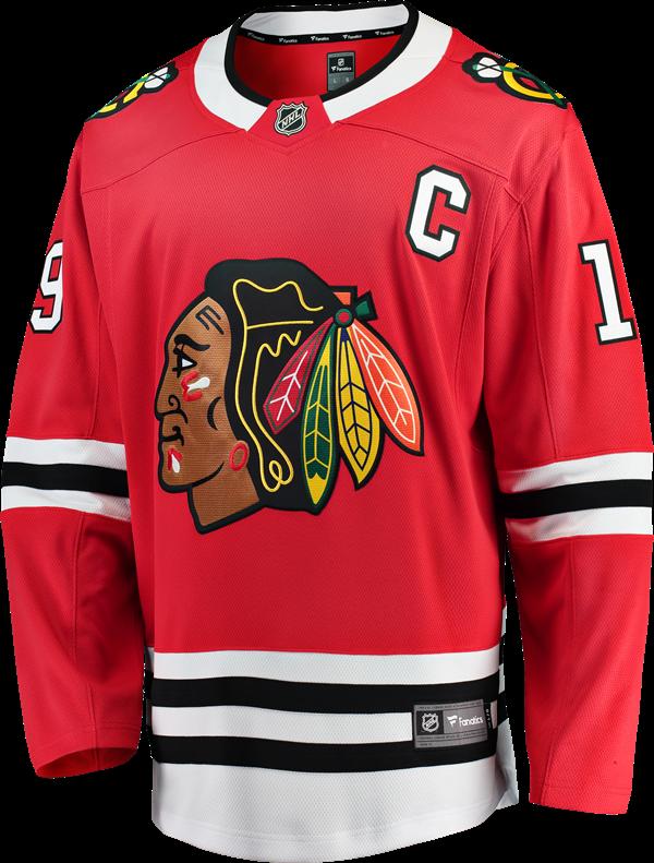 hot sale online e2123 a91b1 Jersey - Chicago Blackhawks - Jonathan Toews - J4007H-JTM