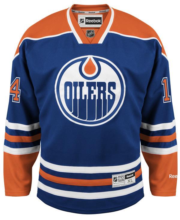 6bdac665039 Jersey - Edmonton Oilers - Jordan Eberle - J6012EHJE-L