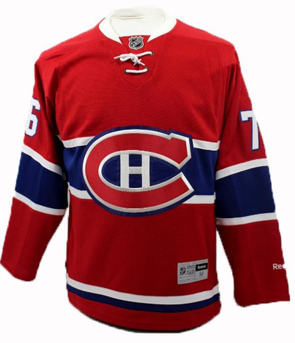 Jersey - Montreal Canadiens - P.K. Subban - J6016EHLPS-XL e4572d89a