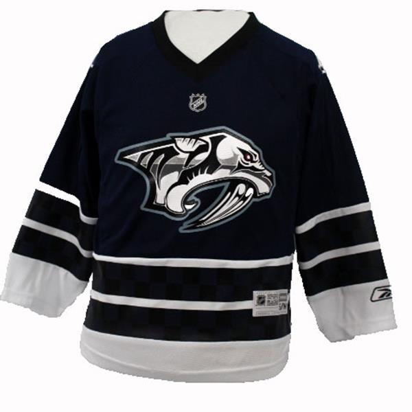 lowest price e19cd be5e7 Jersey - Nashville Predators - J6217T-M
