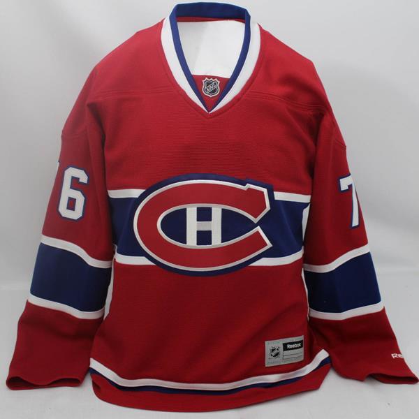 Jersey - Montreal Canadiens - P.K. Subban - J6116EHPS-L e3f09d49a