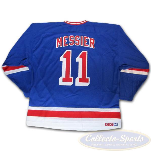 wholesale dealer 6a7e4 41437 Jersey - New York Rangers - Mark Messier - J6820AMM-XXL