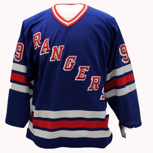 new concept a8f80 65037 Jersey - New York Rangers - Wayne Gretzky - J6820AWG-L