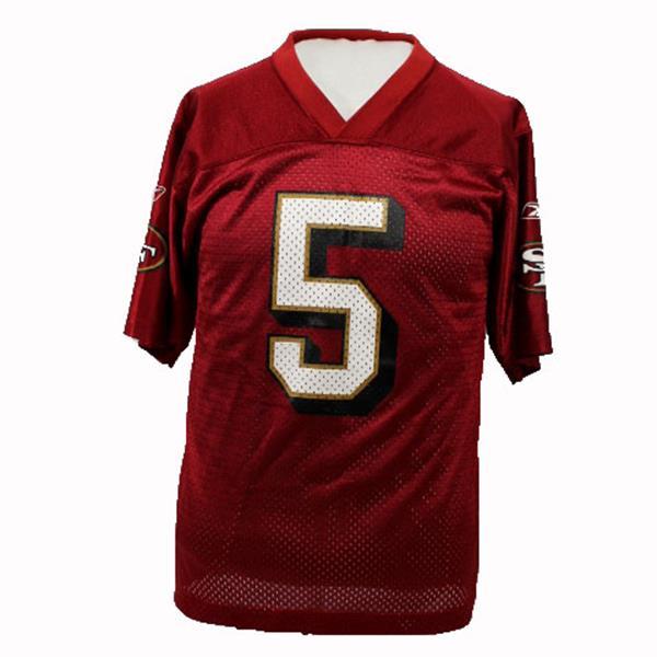 info for 5a657 5c88c Jersey - San Francisco 49ers - Jeff Garcia - J7567H-JGL