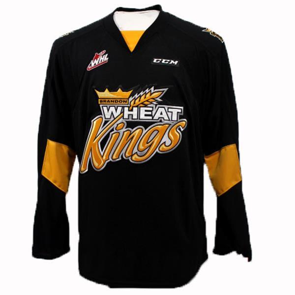 Jersey - Brandon Wheat Kings - V60BWKEA-L
