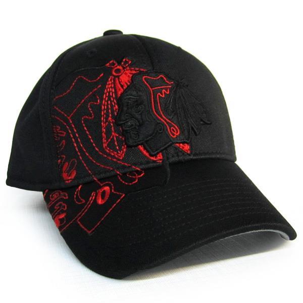 465d26dbe42 Cap - Chicago Blackhawks - R8434A-07L