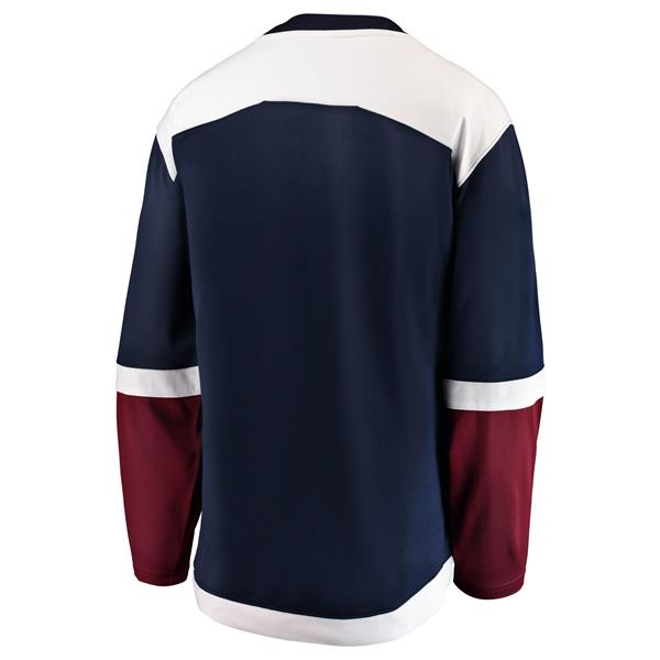 lowest price ce2db 4ede0 Jersey - Colorado Avalanche - J4008T-XL
