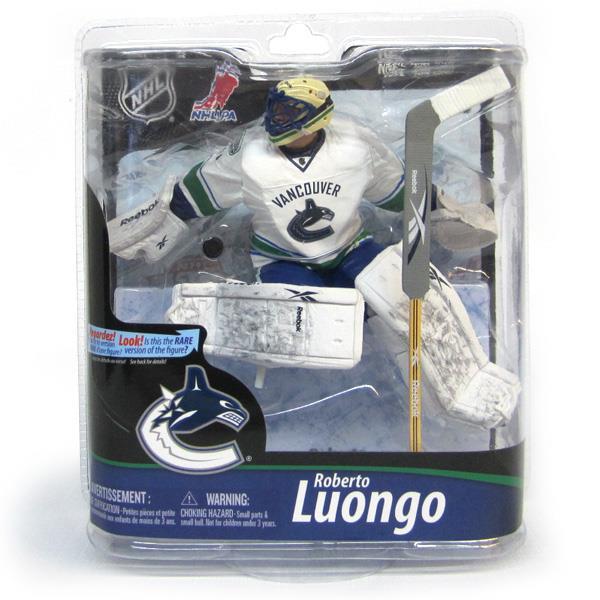 Figure Vancouver Canucks Roberto Luongo 1 Y9253 28rl