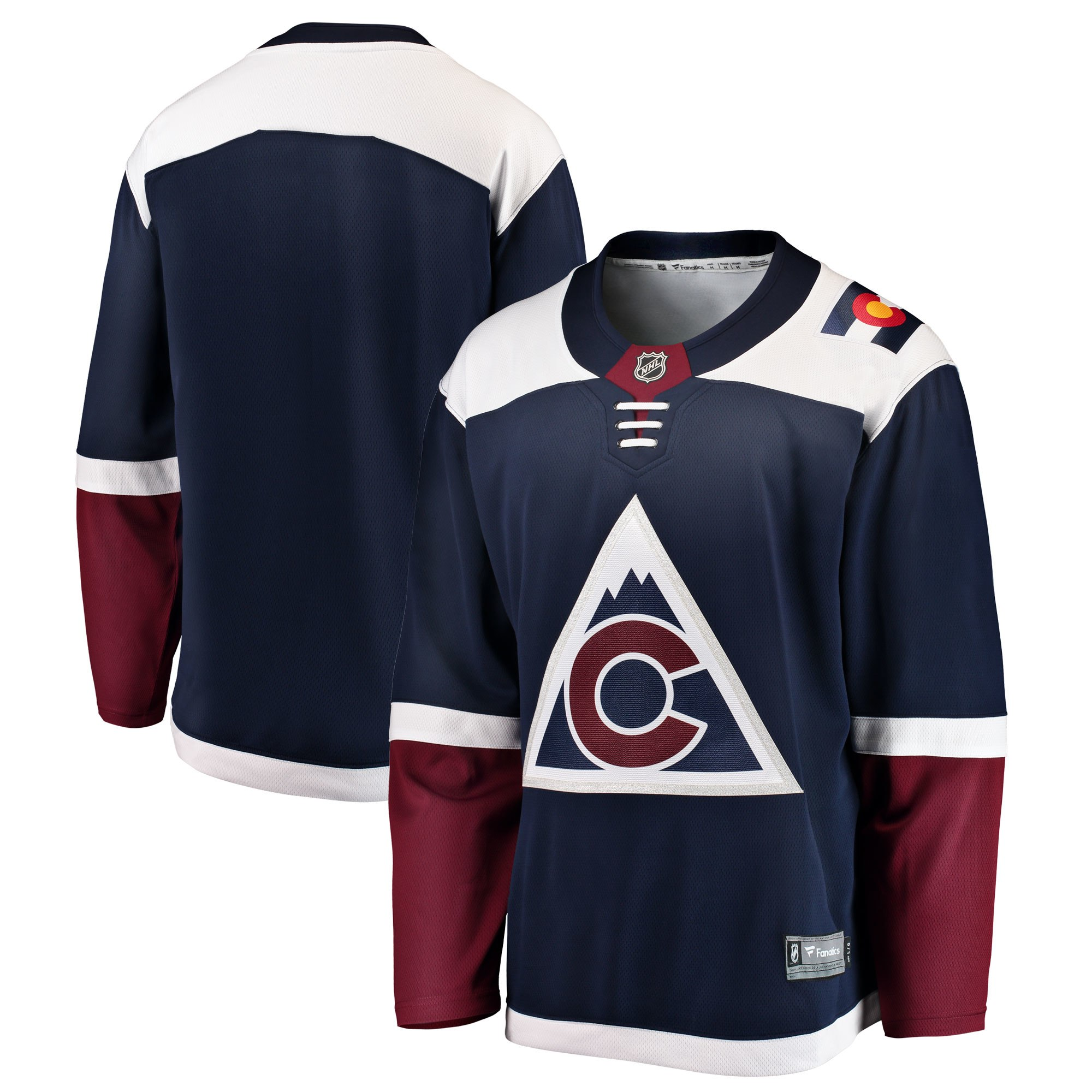 lowest price 3a857 72058 Jersey - Colorado Avalanche - J4008T-XL