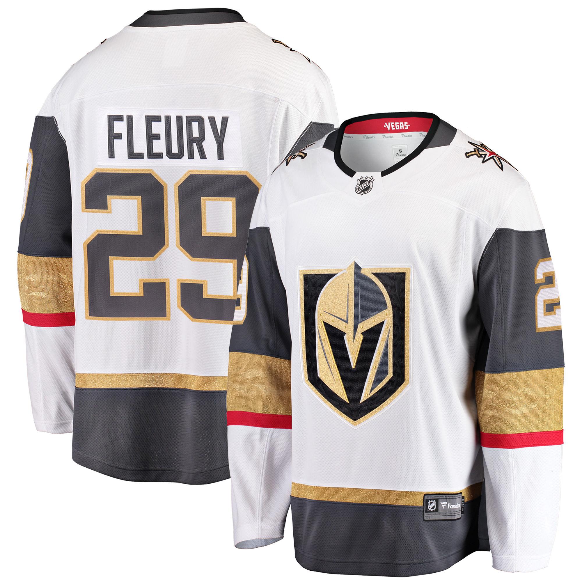 premium selection 781b0 ccba3 Jersey - Las Vegas Golden Knights - Marc-André Fleury ...