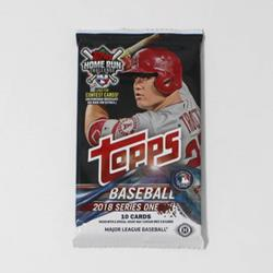 Paquet Topps 2017-18